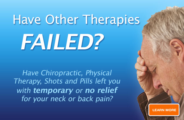 Have Other Therapies FAILED?