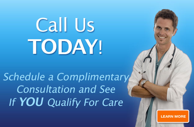 Schedule a Complementry Consultation to See If You Qualify For Care